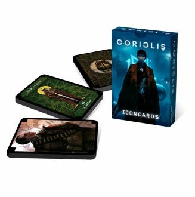 Coriolis: Icon Card Deck