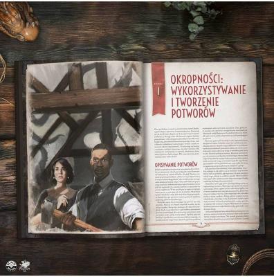 CHUPACABRA - GRA KOŚCIANA