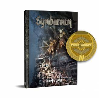 Symbaroum - Monster Codex -...