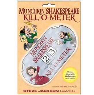 Shakespeare Kill-O-Meter