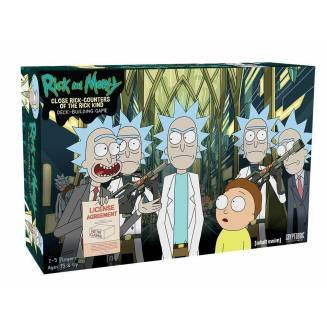 Rick and Morty Close...