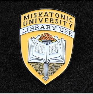PIN: Miskatonic University...